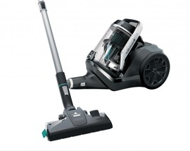 Bissell Vacuum Cleaner Smartclean Bagless, Power 720 W, Dust Capacity 3 L, 76 Db, Black