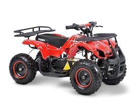 Hecht 56800 Quad Akumulatorowy Samochód Terenowy Auto Jeździk Pojazd Zabawka Dla Dzieci