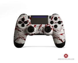 AimControllers Custom Dualshock 4 Dexter with 4 Paddles.