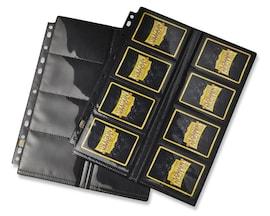 Dragon Shield - 16-Pocket Clear - Center Loader Pages
