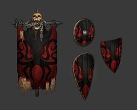 Battle Brothers - Support the Developers & Kraken Banner Steam Gift EUROPE