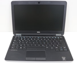 Laptop Dell Latitude E7240 i5 - 4 generacji / 16GB / 480 GB SSD / 12,5 HD / Klasa A -