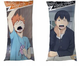 Dakimakura Anime Haikyuu!! Multi-Colored