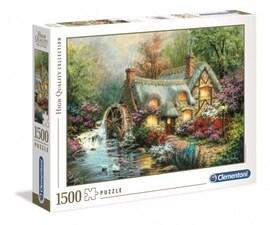 Clementoni Puzzle 1500 elementów HQ Country Retreat