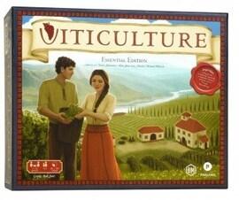 PHALANX Gra Viticulture (edycja Polska)