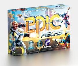 Tiny Epic: MECHS PL