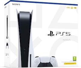 PlayStation 5 Console Brand new Sealed Disc Version White Standard