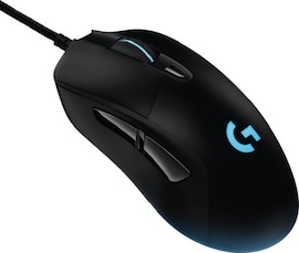 Logitech G403 HERO - Gaming Mouse Black