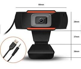 Kamera Internetowa Duxo Webcam-X10 480P Usb+Jack