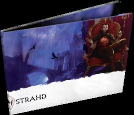 Dungeons & Dragons: Klątwa Strahda - Ekran Mistrza Podziemi