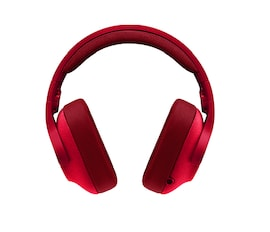 Logitech G433 Surround 7.1 USB Gaming Headset (Red) Red