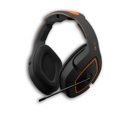 Gioteck TX-50 Premium Wired Stereo Gaming Headset for PS4, Xbox, PC, Switch Black