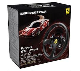Thrustmaster FERRARI GTE F458 Steering Wheel add on PS3/PS4/XBOX ONE