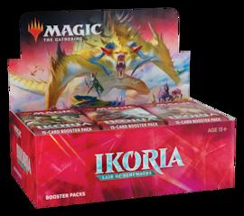 Magic The Gathering Ikoria: Lair of Behemoths Booster Box (36)
