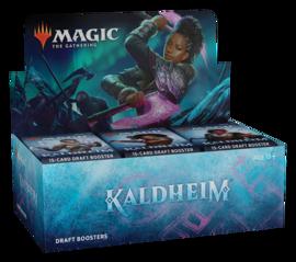 Magic The Gathering: Kaldheim Draft Booster Display (36)