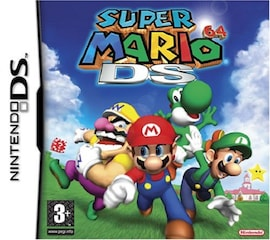 Nintendo DS Super Mario 64