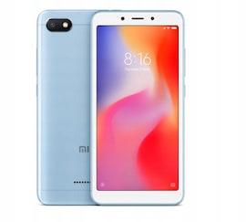 Xiaomi Redmi6A blue 2/16GB, DS, 4G  MZB6343EU