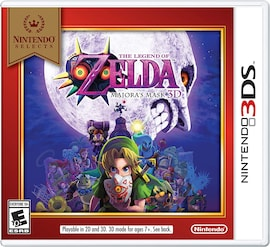 Legend of Zelda: Majora's Mask 3D/3DS Hard copy Brand new & Sealed Nintendo 3DS Gaming