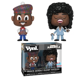 Funko POP! Coming to America Akeem + Randy 2pak