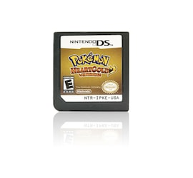 Pokemon Series HeartGold DS Nintendo Game Cartridge Console Card English for DS 3DS 2D Nintendo 3DS Nintendo 3DS Code Gaming