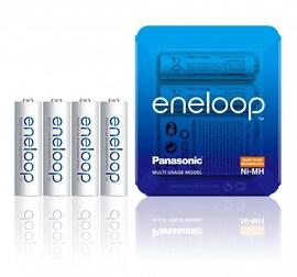 Akumulatorki Eneloop Panasonic Aa 1900 Mah 4 Szt. Sliding Pack