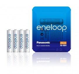 Akumulatorki Eneloop Panasonic Aaa 750 Mah 4 Szt. Sliding Pack