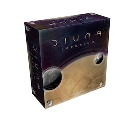 Diuna: Imperium (gra planszowa) + karta gratis