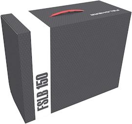 Feldherr - Pudełko na 46 figurek oraz gąbka modularna FSLB150