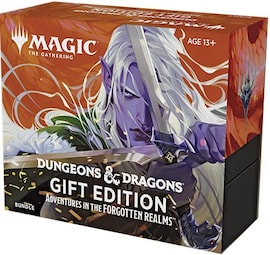 Magic The Gathering: Adventures in the Forgotten Realms - Bundle Gift Edition