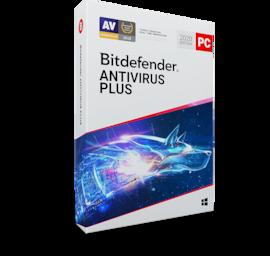 Bitdefender Antivirus Plus 1 Device 1 Year PC Bitdefender Key GLOBAL