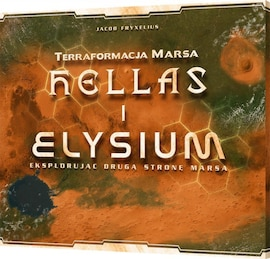 Rebel Gra Terraformacja Marsa: Hellas i Elysium
