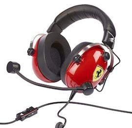 Thrustmaster T.Racing Scuderia Ferrari Edition Headset