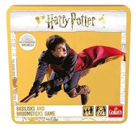 Goliath Gra Basilisk and Broomst Harry Potter