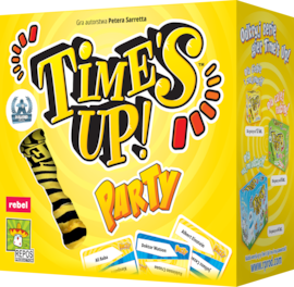 Time's Up! Party (2020)