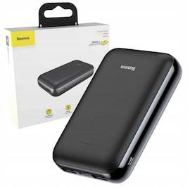 BASEUS MAŁY POWERBANK 10000mAh USB/USB-C/MICRO