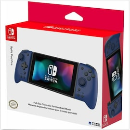 Nintendo Switch Hori  Split Pad Pro Controller - Midnight Blue Dark Blue