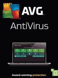 AVG Anti-Virus 1 User 1 Year AVG Key EUROPE