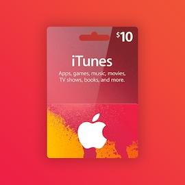 Buy 10 Itunes Gift Card Us Digital Code Online