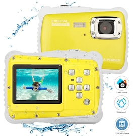 2 Inch LCD Display Waterproof Action Camera Camcorder