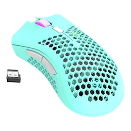 2.4GHz Wireless Gaming Mouse 7 Button Blue