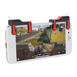 2PCS Mobile phone Trigger Fire Button Aim Key Phone Pubg Games Controller