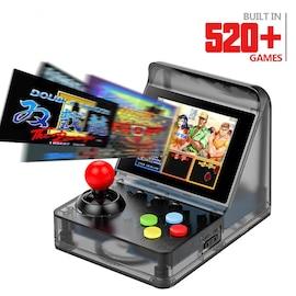 32 Bit Retro ARCADE Mini Video Game Console 3.0 Inch Built In 520 Games Handheld Game Console