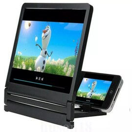 3D Movie Screen Amplifier  Black