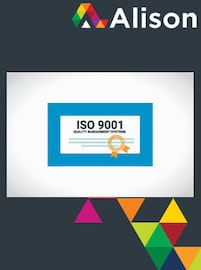 ISO 9001:2015 Fundamental Concepts Alison Course GLOBAL - Digital Certificate