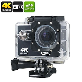 4K Ultra HD Waterproof Camera Q305 Sports Action