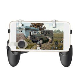 5 in 1 Mobile Game Controller Upgrade Version Trigger for and Gaming Joysticks