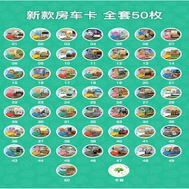 50pcs amiibo ACNH Sanrio Collaboration Pack RV Furniture Cards Compatible with Switch for Animal Crossing New Horizons. Nintendo Switch Gaming