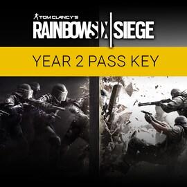 Tom Clancy's Rainbow Six Siege - Year 2 Pass (PC) - Buy