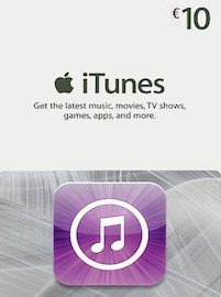 Apple iTunes Gift Card GERMANY 10 EUR iTunes