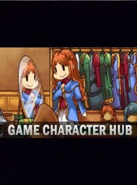 Game Character Hub GLOBAL Key Steam
